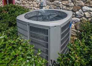 Clean Around Your HVAC Unit