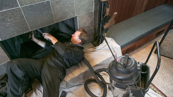 chimney sweep fall home checklist