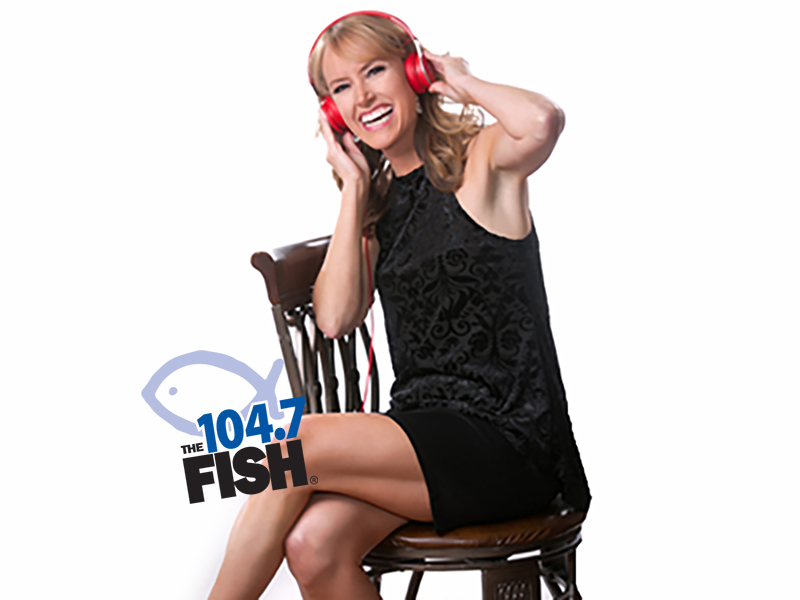Taylor Scott 104.7 the Fish Kevin and Taylor Show