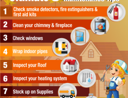 Ultimate Fall Checklist for the Home